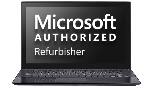 Microsoft Authorized Refurbisher(MAR)